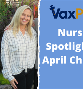 Nurse Spotlight: April Chung